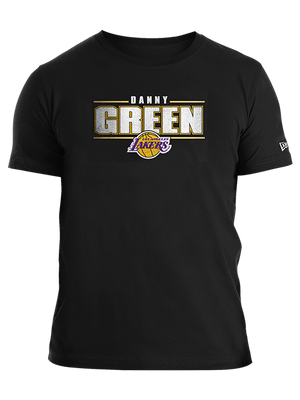 Los Angeles Lakers Danny Green Distressed Name T-Shirt