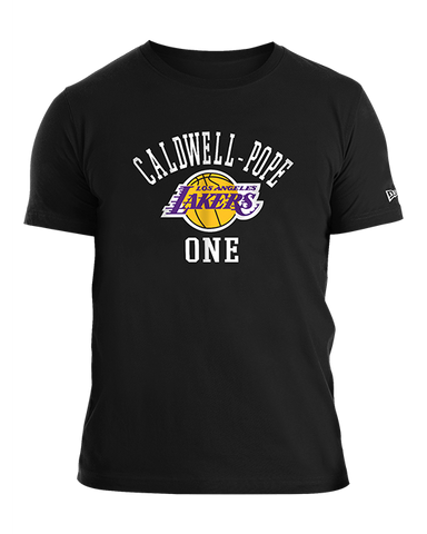 Los Angeles Lakers Kentavious Caldwell-Pope 2019-20 Association Authentic Jersey