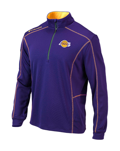Los Angeles Lakers Primary Logo Club Fleece Hoodie