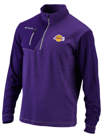 Los Angeles Lakers Contrast Track Jacket