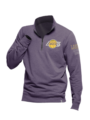 Los Angeles Lakers Shift Peak Quarter Zip