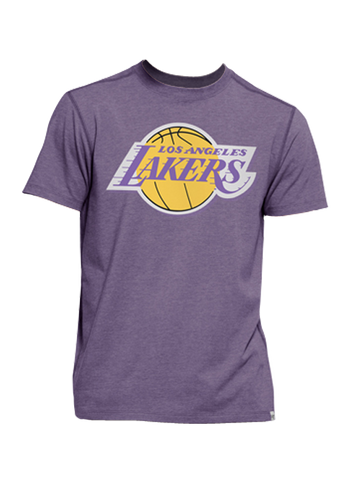 Los Angeles Lakers Primary Logo Shift High Point T-Shirt