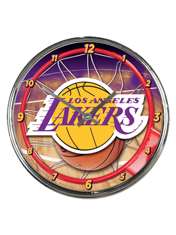 Los Angeles Lakers In Purple Foam Hand