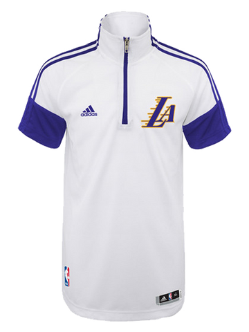 Los Angeles Lakers On Court Second Half Pullover