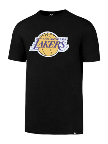 Los Angeles Lakers Club Primary Logo T-Shirt