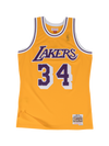 Los Angeles Lakers 96 Shaquielle O'Neal Alternate Swingman Jersey