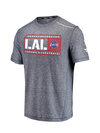 Los Angeles Lakers LeBron James Gloss Military T-Shirt