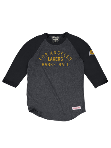 Los Angeles Lakers Team Issued Raglan Hoodie
