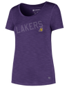 Los Angeles Lakers Women's Anthony Davis Name & Number Vertical T-Shirt