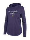 Los Angeles Lakers Tricote Full Zip Track Jacket