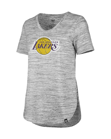 Los Angeles Lakers Women's Extravagant Scoop Neck Pullover