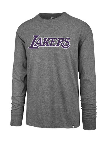 Los Angeles Lakers Women's Dry Hoodie Showtime Full Zip