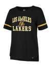Los Angeles Lakers Women's Tie Up T-Shirt