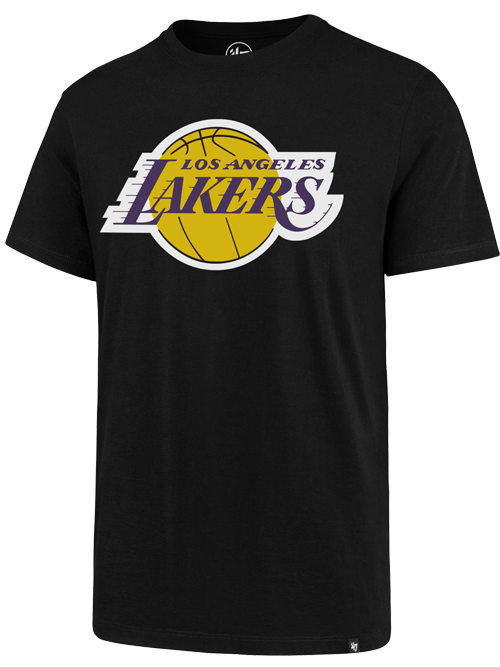 Los Angeles Lakers LeBron James 23 T-Shirt - Black