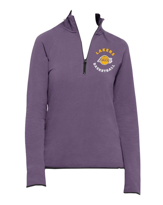 Los Angeles Lakers Women's Pep Squad Quarter Zip