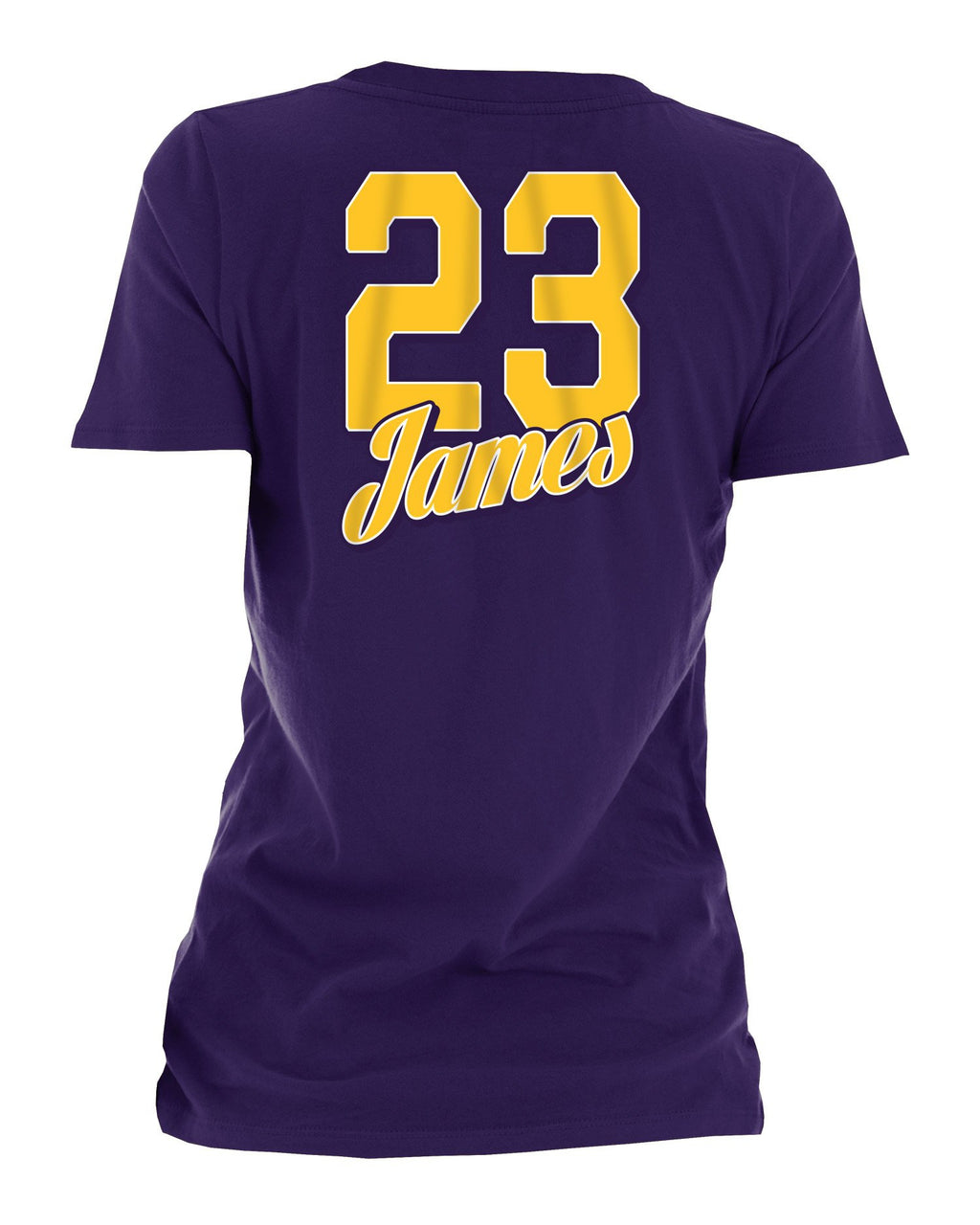 Script Player LeBron James Womens Tee