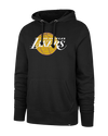 Los Angeles Lakers City Edition Headline Hoodie - Black
