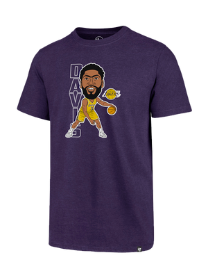 Los Angeles Lakers Anthony Davis Star Bobblehead T-Shirt