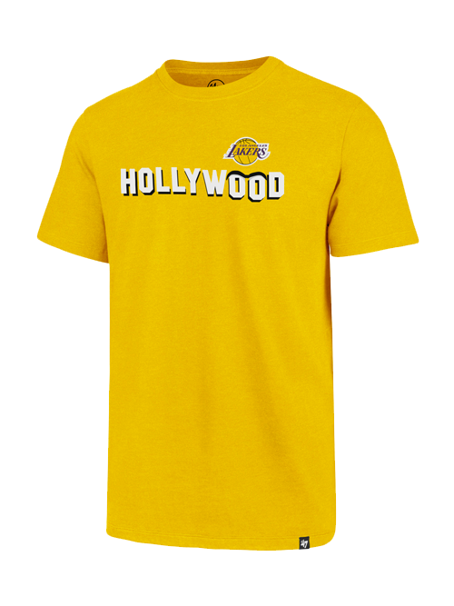 Los Angeles Lakers Anthony Davis Hollywood T-Shirt