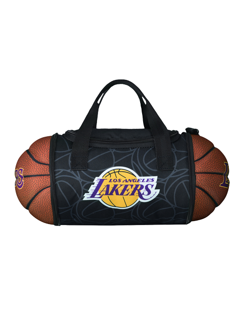 Los Angeles Lakers Ball Lunch Bag