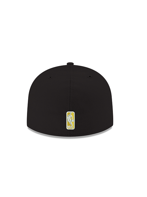 Los Angeles Lakers NBA Finals Side Patch 59FIFTY Fitted Cap