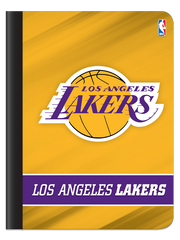 Los Angeles Lakers Composition Notebook