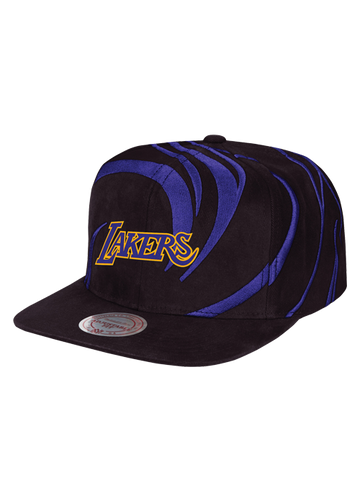 Los Angeles Lakers 9FIFTY Repreve High Crown Snapback Cap