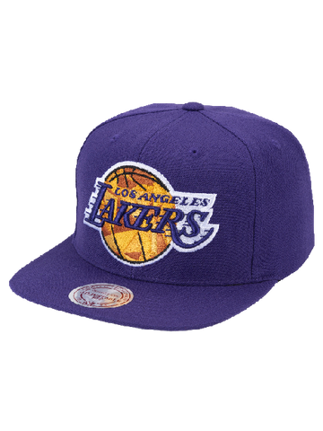 Los Angeles Lakers Lightning T-Shirt