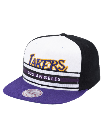 Los Angeles Lakers Team Captain Full Zip Windbreaker