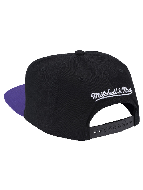Los Angeles Lakers Strapz Hardwood Classic Snapback Cap
