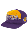 Los Angeles Lakers Team Spirit Flex Snapback Cap