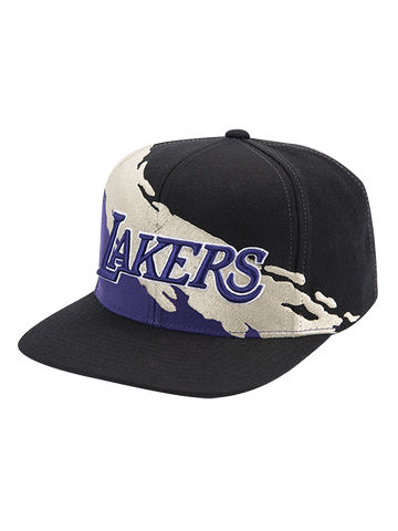 Los Angeles Lakers Retaggio Flex Snapback Cap