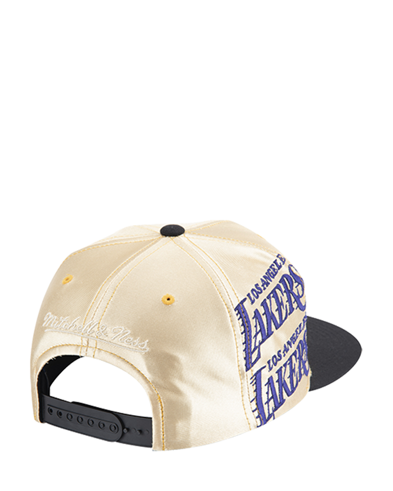 Los Angeles Lakers Onmi Branded Snapback Cap