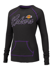 Los Angeles Lakers Women's Post Season Thermal