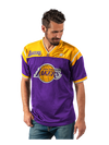 Los Angeles Lakers Shotgun Quarter Zip