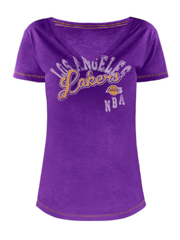 Los Angeles Lakers Women's Kickstart T-Shirt
