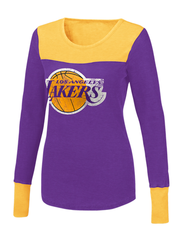 Los Angeles Lakers Women's Kick Off T-Shirt