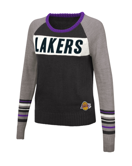 Los Angeles Lakers Women's Team Spirit Sweater