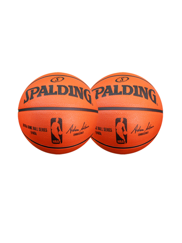 Los Angeles Lakers Replica Game B7 Ball