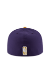 Los Angeles Lakers 59FIFTY 2Tone Fitted Cap