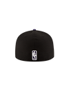 Los Angeles Lakers 59FIFTY 2Tone Fitted Cap - Black/Purple