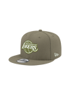 Los Angeles Lakers Team Tonal Clean Up Adjustable Cap