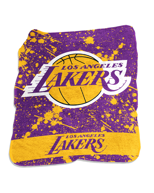 Los Angeles Lakers Gameday Throw