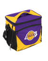 Los Angeles Lakers Superfan Nova Backpack - Black