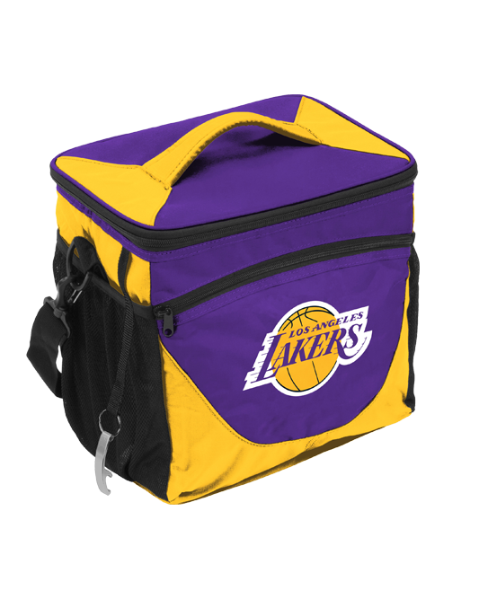 Los Angeles Lakers 24 Can Cooler Tote