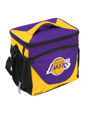 Los Angeles Lakers Ikat Tote Bag