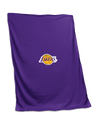 Los Angeles Lakers Frosty Fleece Sherpa Blanket