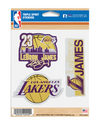 Hollyw23d LeBron James Los Angeles Lakers Tee