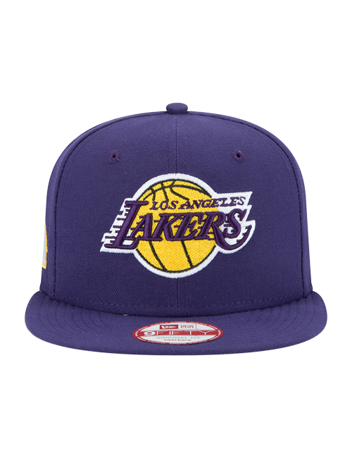 Los Angeles Lakers State Clip Snapback