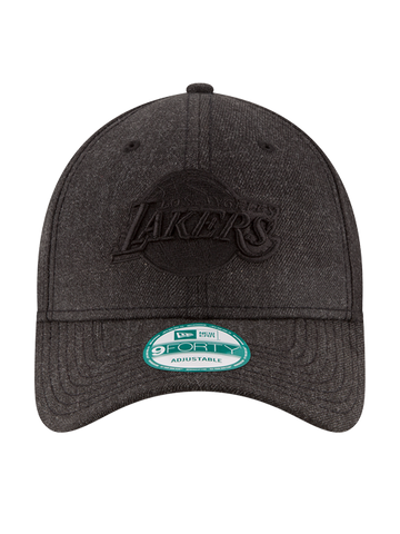 Los Angeles Lakers 940 Heather BSC Adjustable Cap